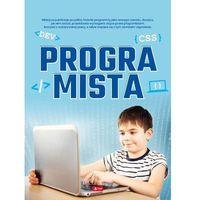 Książki dla dzieci, Programista (opr. twarda)