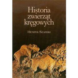Historia zwierząt kręgowych (opr. miękka)