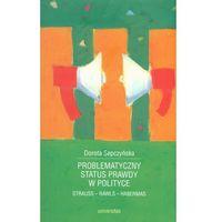 Filozofia, Problematyczny status prawdy w polityce-wyprzedaż (opr. miękka)
