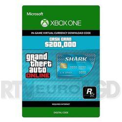 Grand Theft Auto V - Karta Gotówkowa Tiger Shark [kod aktywacyjny]