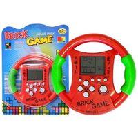 Gry dla dzieci, Gra elektroniczna Bricks kierownica czerwona