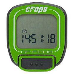 Licznik Crops F1008, Zielony