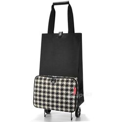 Wózek na zakupy Foldabletrolley Fifties Black