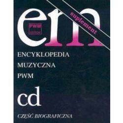 Encyklopedia Muzyczna Pwm C-D Suplement (opr. broszurowa)