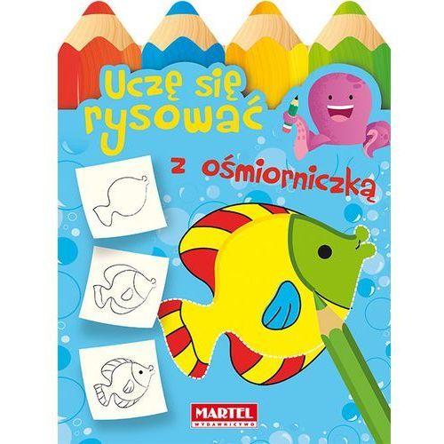 Książki dla dzieci, Uczę się rysować z ośmiorniczką - Praca zbiorowa (opr. miękka)