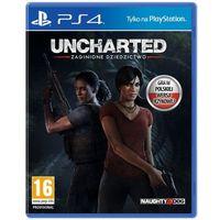 Gry na PlayStation 4, Gra PS4 Uncharted: Zaginione Dziedzictwo