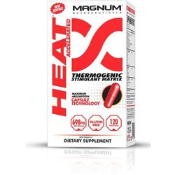 MAGNUM HEAT ACCELERATED 120K