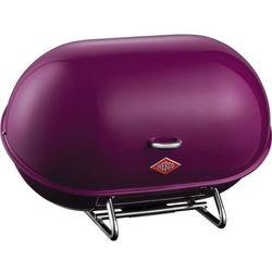 Wesco - Pojemnik na pieczywo SingleBoy - fioletowy - fioletowy