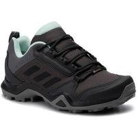 Damskie obuwie sportowe, Buty adidas - Terrex Ax3 Gtx W GORE-TEX BC0573 Grefiv/Cblack/Clemin