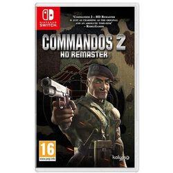 Commandos 2 - HD Remaster PL (NSW)