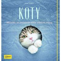 Hobby i poradniki, Koty - Dostawa 0 zł (opr. miękka)