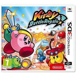 Gra 3DS Kirby: Battle Royale