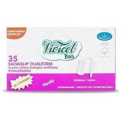 VIVICOT BIOWkładki higieniczne DUALFORM 35szt