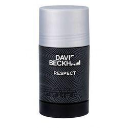 David Beckham Respect dezodorant 75 ml dla mężczyzn