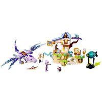 Klocki dla dzieci, 41193 ARIA I PIEŚŃ SMOKA WIATRU (Aira & the Song of the Wind Dragon) KLOCKI LEGO ELVES