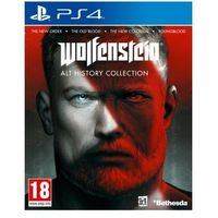 Gry PS4, Gra PS4 Wolfenstein Alt History Collection