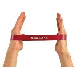 Loop - obręcz taśmy, taśma w kształcie pętli MSD-Band Loop 28 x 2,5 cm