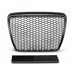 Grill gril atrapa audi A6 C6 09-11 BLACK RS-STYLE