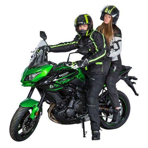 Spodnie motocyklowe męskie, Uniwersalne motocyklowe spodnie W-TEC Mihos, Czarny, L