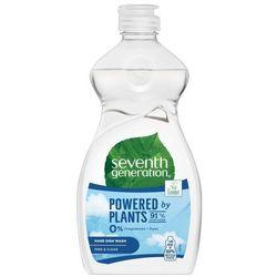 Powered By Plants Hand Dish Wash płyn do mycia naczyń Free & Clear 500ml