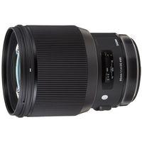 Obiektywy fotograficzne, Sigma A 85mm f/1.4 DG HSM Canon - produkt w magazynie - szybka wysyłka!