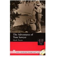 Książki do nauki języka, Macmillan Readers, Beginner: The Adventures Tom Sawyer + CD Audio (opr. miękka)