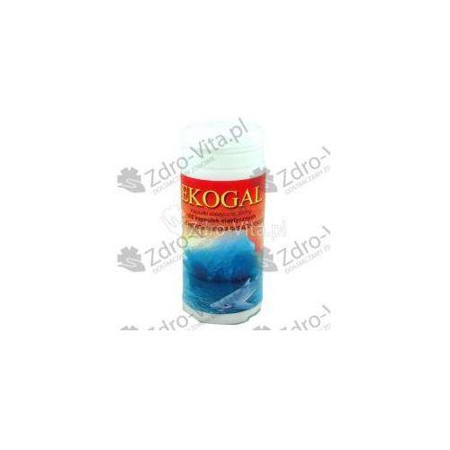 Leki na przeziębienie i grypę, EKOGAL * 100 KAPS /GAL