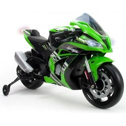 INJUSA Kawasaki Ninja Motor Na Akumulator 12V MP3 Światło