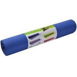 EB FIT - Mata do jogi 5 mm niebieska - Niebieski