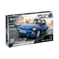 Figurki i postacie, Model plastikowy VW New Beetle 1/24