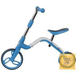 Darmowa dostawa kurierem od 300 zł! Rowerek biegowy i hulajnoga EVO 360° Pro - niebieski STREFADZIECIAKOW.PL