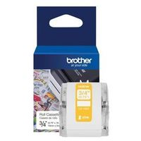 Papiery fotograficzne, Brother CZ-1003 - continuous labels - 1 roll(s) - Roll (1.9 cm x 5 m)
