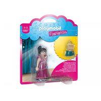 Figurki i postacie, Playmobil Fashion Girl-Party 6881