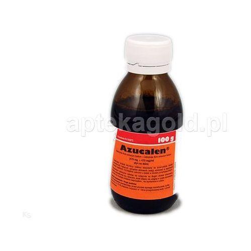 Leki na zapalenie pęcherza, Azucalen 100 g