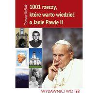 E-booki, 1001 rzeczy, które warto wiedzieć o Janie Pawle II