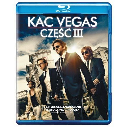 Filmy komediowe, Kac Vegas 3