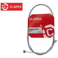 Pancerze i linki, CLA-W5089 Linka hamulca CLARK'S galwanizowana 2000 mm MTB / Szosa