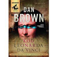 Audiobooki, Kod Leonarda da Vinci. Książka audio CD MP3