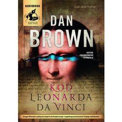 Kod Leonarda da Vinci. Książka audio CD MP3