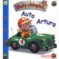 Książki dla dzieci, AUTO ARTURA. MAŁY CHŁOPIEC (opr. kartonowa)