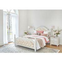 Łóżka, Łóżko 180x200 KSIĘŻNICZKA 808