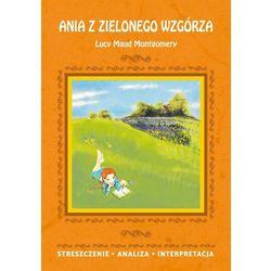 L-10 Ania z zielonego wzgórza + zakładka do książki GRATIS (opr. broszurowa)