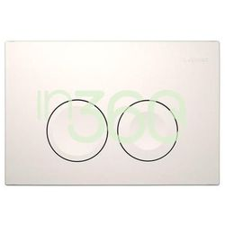 Geberit Delta21 - przycisk uruchamiający przedni do spłuczek podtynk. UP100, biały-alpin 115.125.11.1