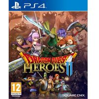 Gry na PlayStation 4, Dragon Quest Heroes 2 (PS4)