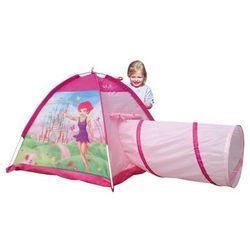 Namiot WRÓŻKI z tunelem