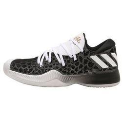 adidas Performance Obuwie do koszykówki black/white