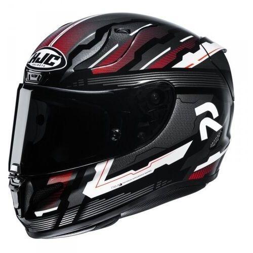 Kaski motocyklowe, Hjc kask integralny r-pha-11 stobon black/grey/red