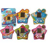 Gry dla dzieci, Gra elektroniczna kieszonkowa Tetris gwiazdka
