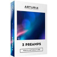 Pozostały sprzęt estradowy, Arturia 3 Preamps oprogramowanie muzyczne Płacąc przelewem przesyłka gratis!
