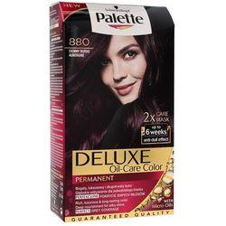 Palette Deluxe Farba do włosów Ciemny Bordo nr 880 1 op. - Schwarzkopf